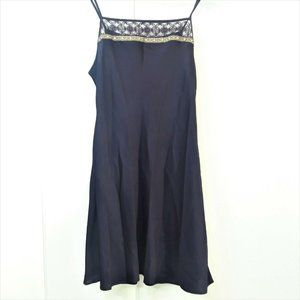 California Dynasty Negligee Chemise Nightgown Med